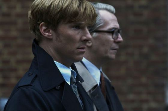 «Tinker Tailor Soldier Spy»: Benedict Cumberbatch and Gary Oldman