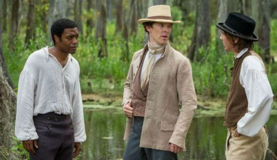 Benedict Cumberbatch in the image of slave-owner