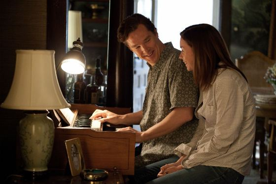 Benedict Cumberbatch and Julia Roberts in the picture «August: Osage Country»