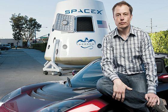 Элон Маск грезит освоением Марса