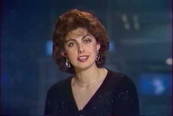 Tatyana Mitkova in her youth
