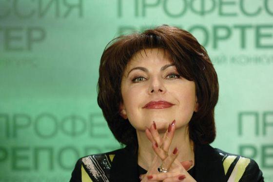 Tatyana Mitkova - Chief Editor of the NTV Information Service