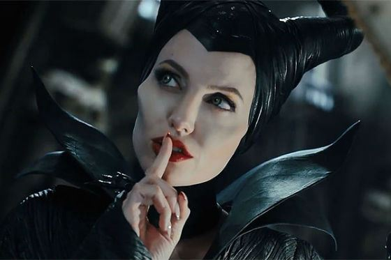 Maleficent: Angelina Jolie was like made for the role!