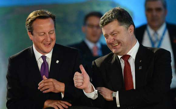 Poroshenko approved a moratorium on the payment of debt to the Russian Federation