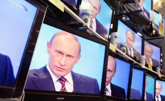 Доля россиян, которые смотрят новости по телевизору, уменьшатся