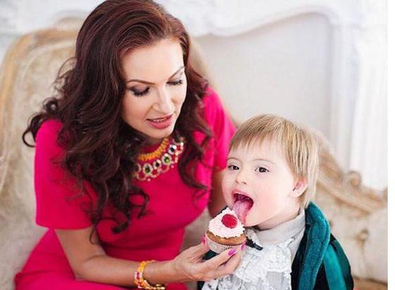 Эвелина Бледанс с Семой