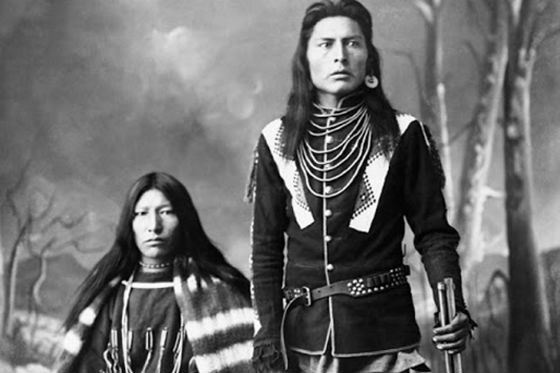 Индейцы хорошо справлялись с ролью радистов