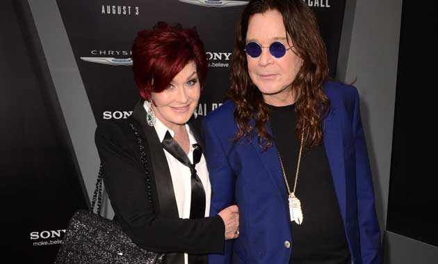 Ozzy and Sharon Osbourne may lose their grip after more than 30 years of marriage.