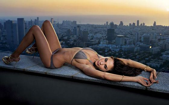 First photosession Gal Gadot for Maxim