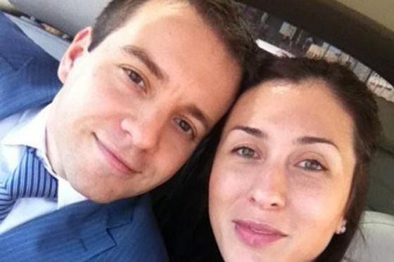 Николай Никифоров с женой Светланой