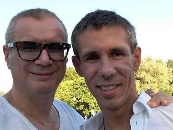 Андрей Ковалев и Алексей Панин