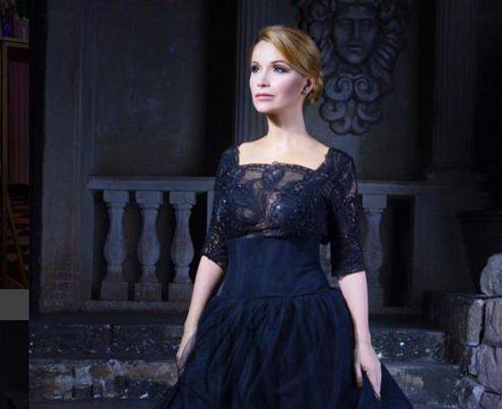 Ольга Орлова посвятила подруге песню