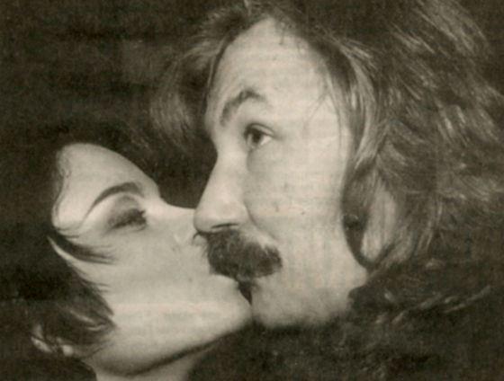 Поцелуй Николаева и Королевой
