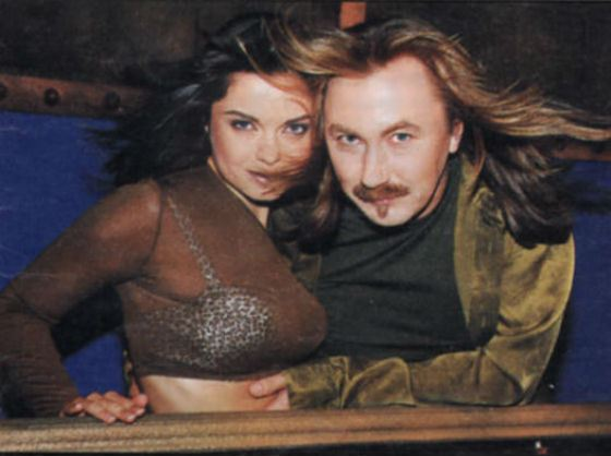 Королева и Николаев вместе ездили на гастроли