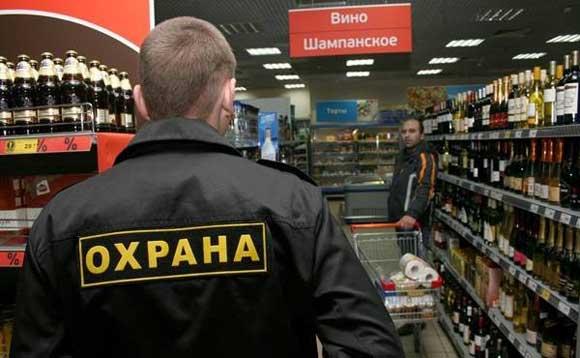 Пьяный дебошир в московском супермаркете запустил тележкой в двухлетнего ребенка