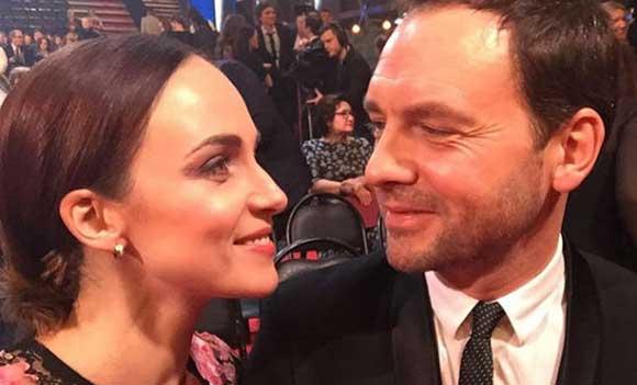 Анна Снаткина счастлива в браке с телеведущим Виктором Васильевым