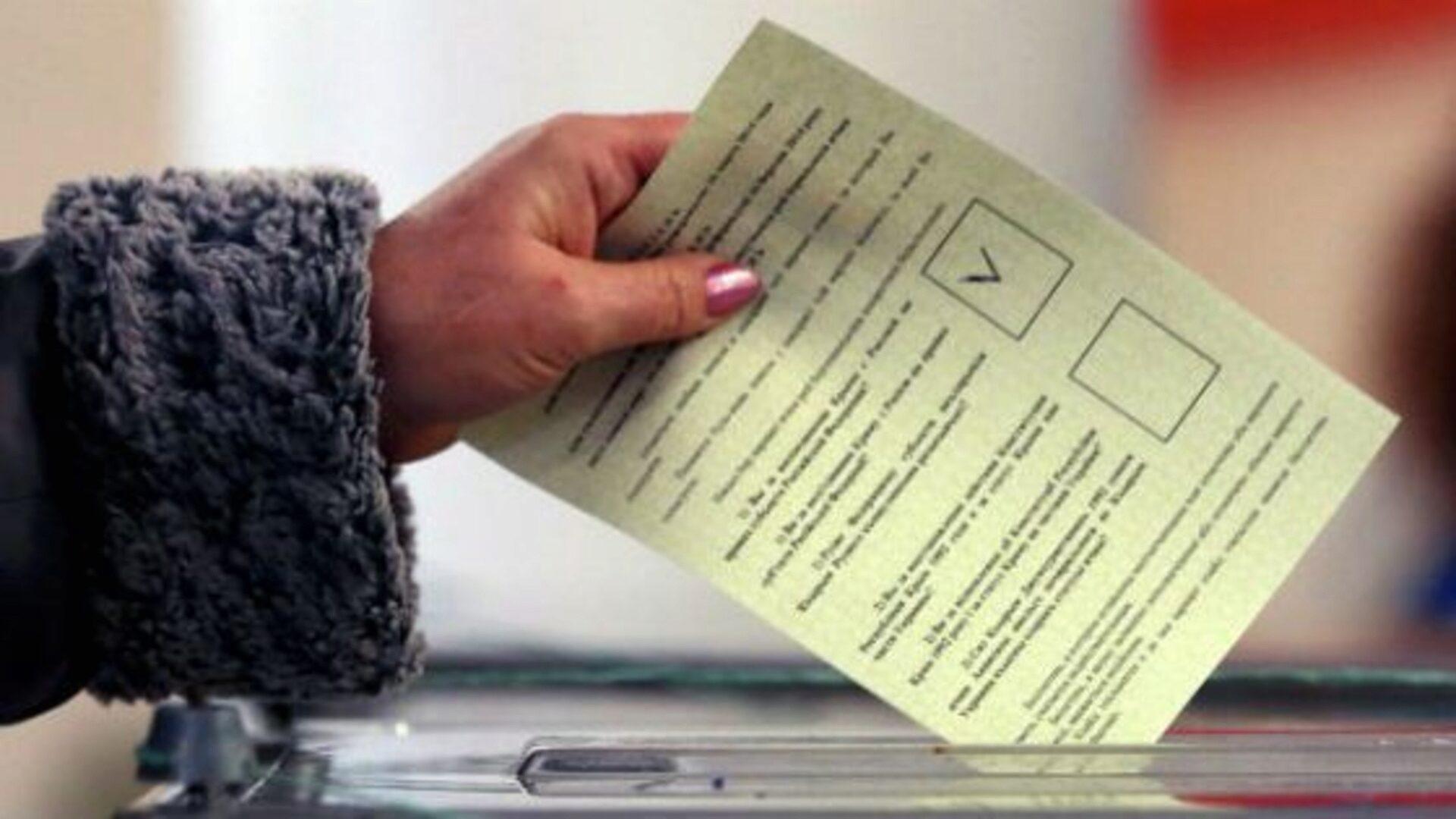 Референдум подразумевает только два варианта ответа