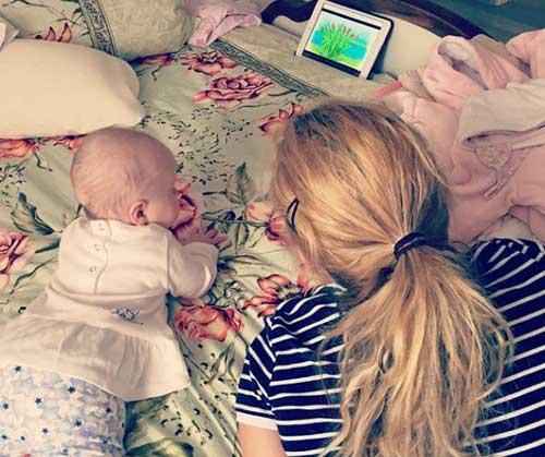 Дочери Игоря Николаева проводят время вместе