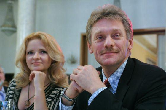 Вторая супруга Дмитрия Пескова – Екатерина Солоцинская