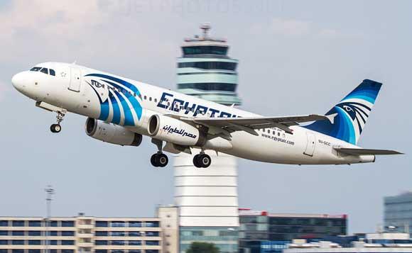 СМИ сообщают об обнаружении обломков A320 компании EgyptAir