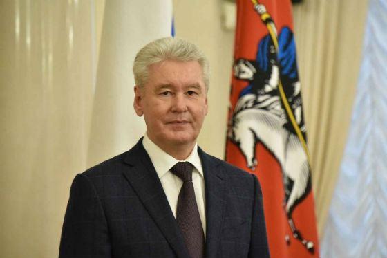 Сергей Собянин на службе Отечеству