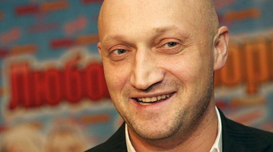 Актер и музыкант Гоша Куценко