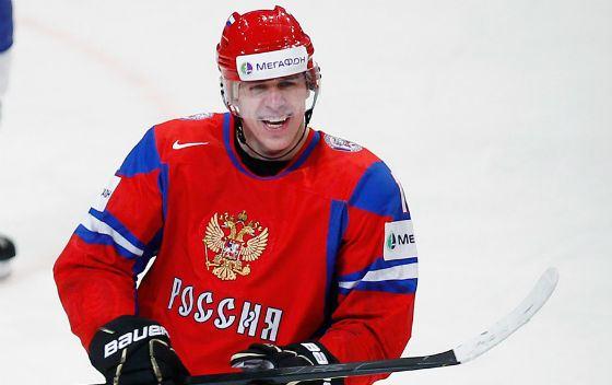 8 место – Евгений Малкин