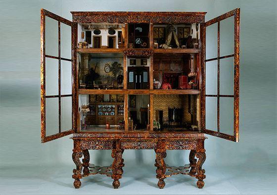 Кукольный дом Петронеллы Ортман (создан 1686-1705)