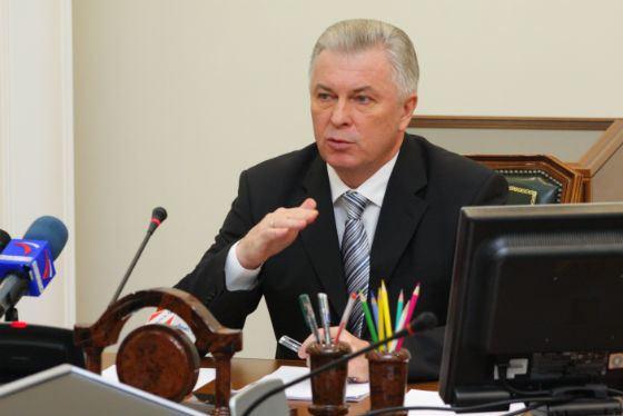 In the photo: the head of Buryatia Vyacheslav Nagovitsyn