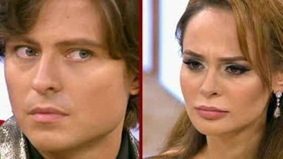 Прохор Шаляпин и Анна Калашникова узнали результаты теста ДНК