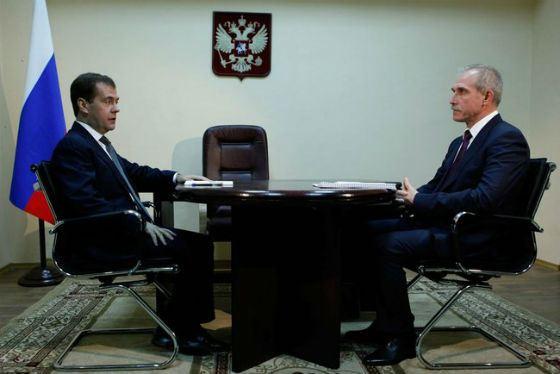 Since April 2016, Sergey Morozov - Temporary Governor of the Ulyanovsk Region