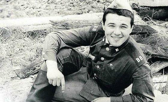 Андрей Воробьев служил в мотострелковой дивизии им. Дзержинского