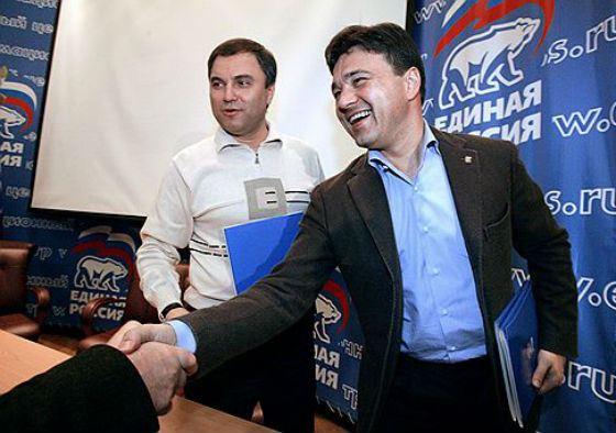 В 2002 году Андрей Воробьев продал свои акции «Русского моря» брату