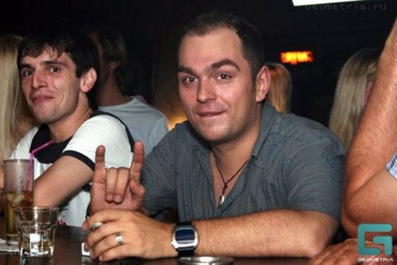 DJ Grad был 41 год