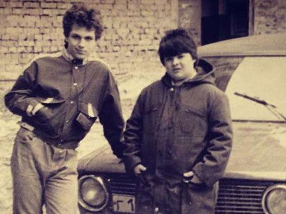 Еще в юности Анатолий Сатонин увлекся музыкой