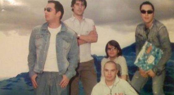 2003 год, Анатолий Сатонин с друзьями
