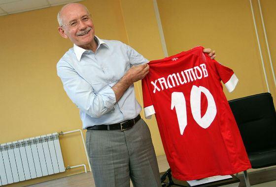 "It was Rustem Khamitov who led the ""big"" football to Ufa"
