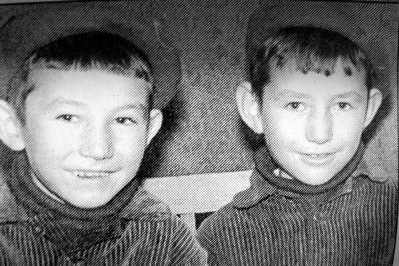 Rustem Khamitov with brother Rashid