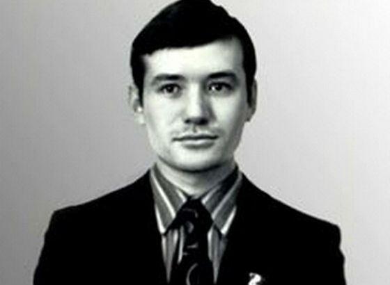 "Rustem Khamitov - student ""Baumanki"""