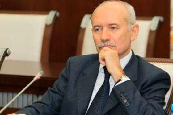 Rustem Khamitov came to politics in 1990