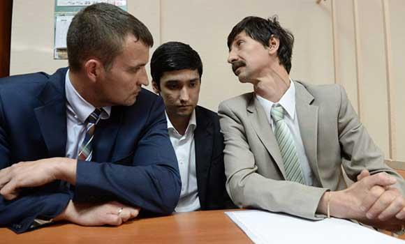 Сыну вице-президента «Лукойла» Шамсуарову грозит арест на 15 суток