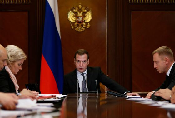 In 2012, Dmitry Medvedev became Prime Minister of the Russian Federation