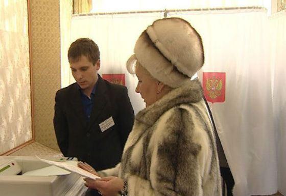 На фото: супруга Александра Бердникова