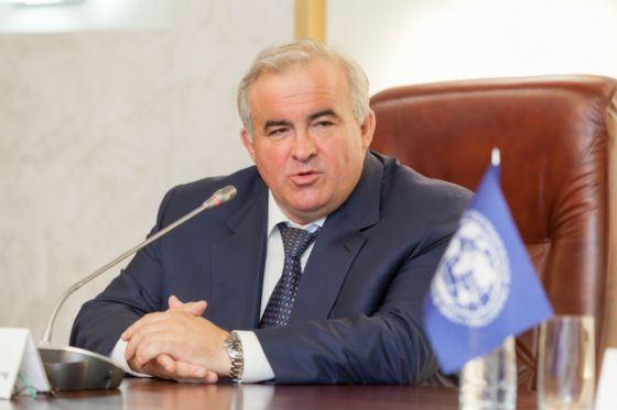Kostroma Region Governor Sergey Sitnikov
