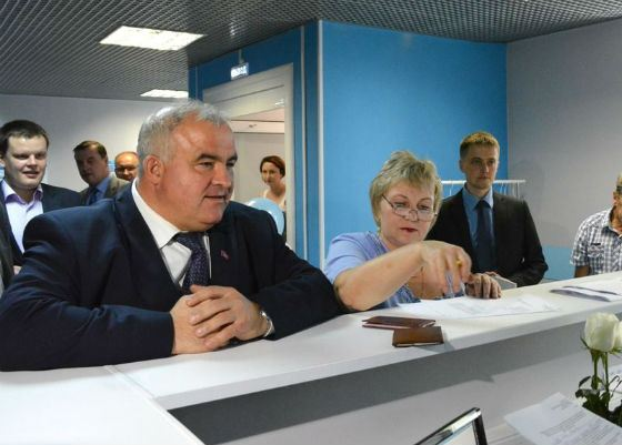 Sergey Sitnikov inspects medical institutions of Kostroma