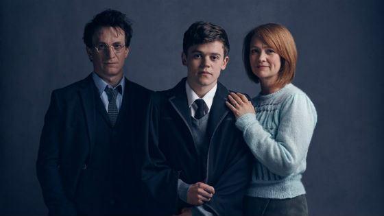 Так будут выглядеть повзрослевшие герои «Гарри Поттера»