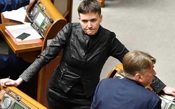 Депутат Рады Рабинович обвинил Савченко в работе на Кремль