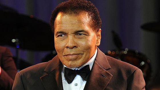 Мохаммед Али умер на 75-ом году жизни