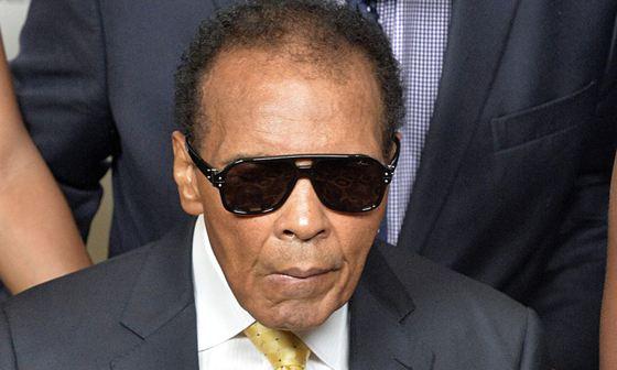 В последние годы Мохаммед Али сильно болел