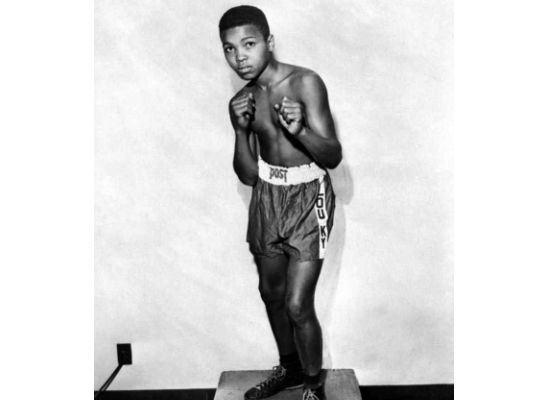Mohammed Ali's boxing career began at age 12
